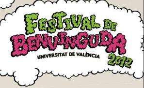 Festival de Benvinguda 2012. Universitat de València