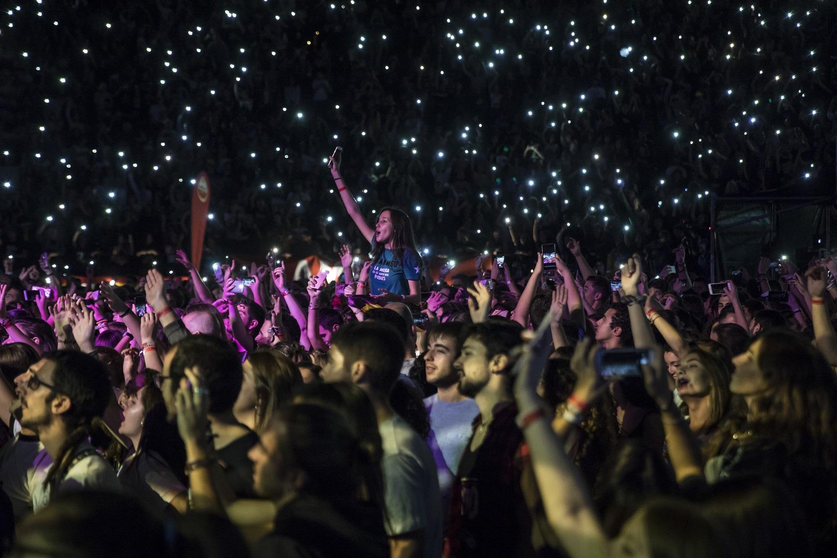 Concert de Benvinguda de la Univesitat de València 2017